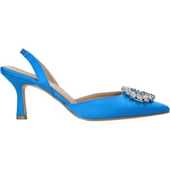 Scarpe Donna Sandali Grace Shoes 396022 Blu