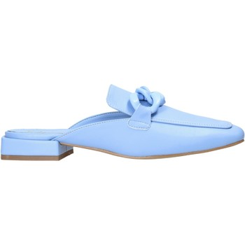 Scarpe Donna Zoccoli Grace Shoes 228006 Blu
