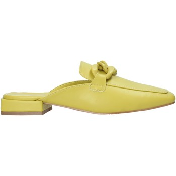 Scarpe Donna Espadrillas Grace Shoes 228006 Giallo