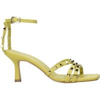 Scarpe Donna Sandali Grace Shoes 395R016 Giallo