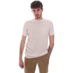Abbigliamento Uomo T-shirt maniche corte Antony Morato MMSW01179 YA500068 Beige