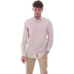 Abbigliamento Uomo Camicie maniche lunghe Sseinse CE620SS Bianco