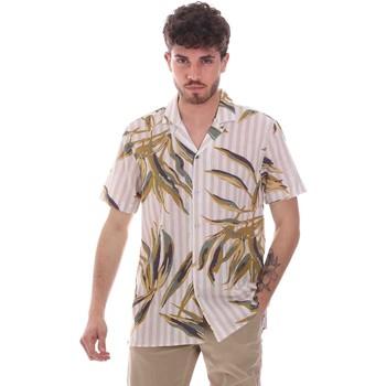 Abbigliamento Uomo Camicie maniche corte Sseinse CE661SS Beige