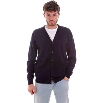 Abbigliamento Uomo Gilet / Cardigan Sseinse ME1831SS Blu