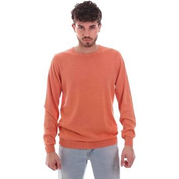 Abbigliamento Uomo Maglioni Sseinse ME1836SS Arancio