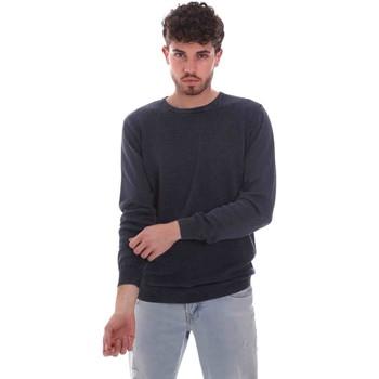 Abbigliamento Uomo Maglioni Sseinse ME1836SS Blu