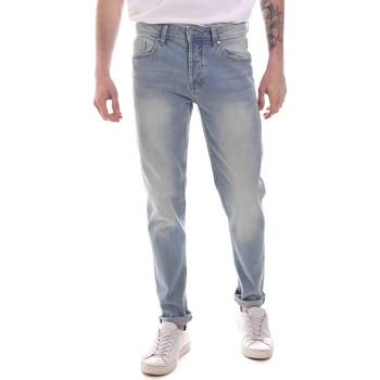 Abbigliamento Uomo Jeans dritti Sseinse PJE760SS Blu