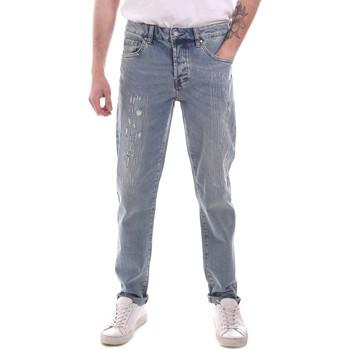 Abbigliamento Uomo Jeans dritti Sseinse PJE764SS Blu