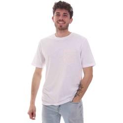 Abbigliamento Uomo T-shirt maniche corte Sseinse TE1852SS Bianco