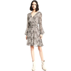 Abbigliamento Donna Abiti corti Gaudi 111BD15011 Beige