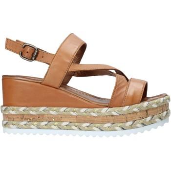 Scarpe Donna Sandali Bueno Shoes 21WQ6002 Marrone