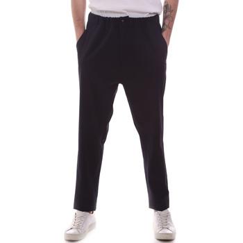 Abbigliamento Uomo Chino Gaudi 111GU25069 Blu
