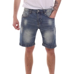 Abbigliamento Uomo Shorts / Bermuda Sseinse PBJ761SS Blu