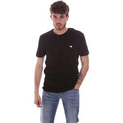 Abbigliamento Uomo T-shirt maniche corte Antony Morato MMKS01924 FA100144 Nero