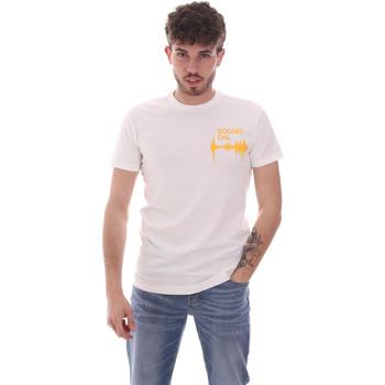 Abbigliamento Uomo T-shirt maniche corte Antony Morato MMKS02002 FA120001 Bianco