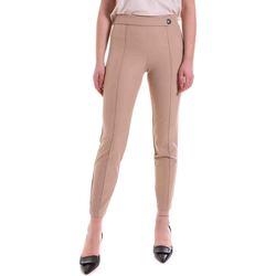 Abbigliamento Donna Leggings Cristinaeffe 0410 2121 Beige