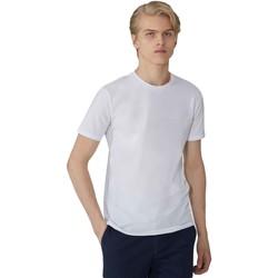 Abbigliamento Uomo T-shirt maniche corte Trussardi 52T00499-1T003614 Bianco