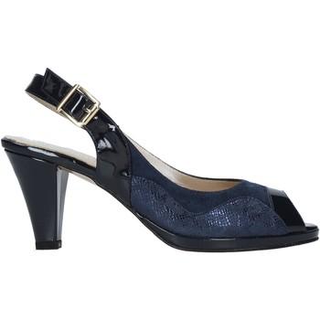 Scarpe Donna Sandali Confort 17E9234P Blu