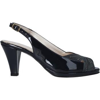Scarpe Donna Sandali Confort 17E9245P Blu