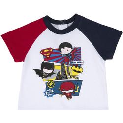 Abbigliamento Unisex bambino T-shirt maniche corte Chicco 09067358000000 Bianco