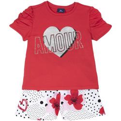 Abbigliamento Bambina Completo Chicco 09073586000000 Rosso