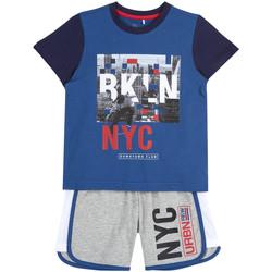 Abbigliamento Bambino Completo Chicco 09076963000000 Blu