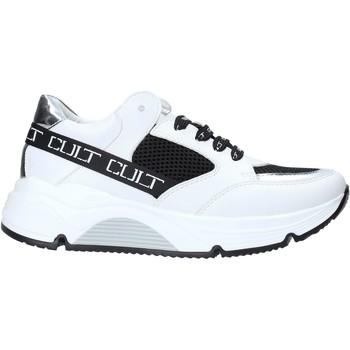 Scarpe Unisex bambino Sneakers basse Cult GO1 Bianco
