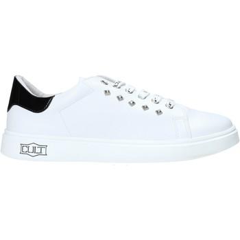Scarpe Unisex bambino Sneakers basse Cult MUST3 Bianco