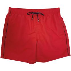 Abbigliamento Uomo Costume / Bermuda da spiaggia Refrigiwear 808390 Rosso
