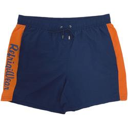Abbigliamento Uomo Costume / Bermuda da spiaggia Refrigiwear 808491 Blu