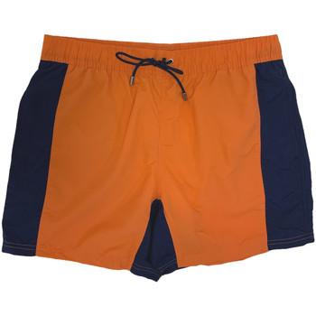 Abbigliamento Uomo Costume / Bermuda da spiaggia Refrigiwear 808492 Arancio