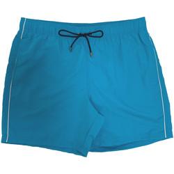 Abbigliamento Uomo Costume / Bermuda da spiaggia Refrigiwear 808390 Blu