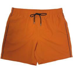 Abbigliamento Uomo Costume / Bermuda da spiaggia Refrigiwear 808390 Arancio