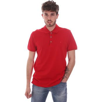 Abbigliamento Uomo Polo maniche corte Navigare NV82108 Rosso