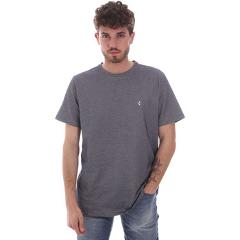 Abbigliamento Uomo T-shirt maniche corte Navigare NV81007 Grigio