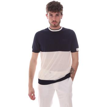 Abbigliamento Uomo T-shirt maniche corte Antony Morato MMSW01166 YA100062 Blu