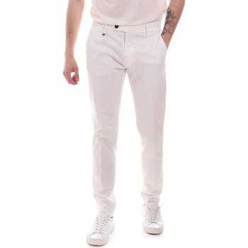 Abbigliamento Uomo Chino Antony Morato MMTR00580 FA800143 Bianco