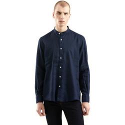 Abbigliamento Uomo Camicie maniche lunghe Refrigiwear RM0C10100LI9110 Blu