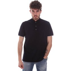 Abbigliamento Uomo Polo maniche corte Navigare NV72072 Blu