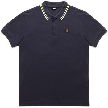Abbigliamento Uomo Polo maniche corte Refrigiwear RM0T24000PX9032 Blu