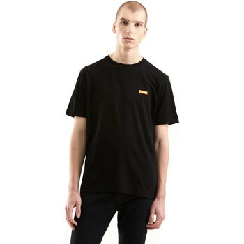Abbigliamento Uomo T-shirt maniche corte Refrigiwear RM0T27100JE9101 Nero