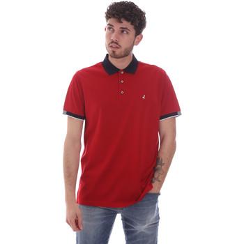 Abbigliamento Uomo Polo maniche corte Navigare NV72058 Rosso