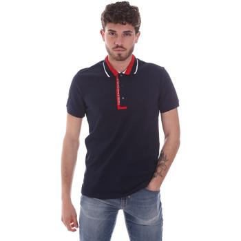 Abbigliamento Uomo Polo maniche corte Gaudi 111GU64105 Blu