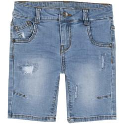 Abbigliamento Unisex bambino Shorts / Bermuda Chicco 09000408000000 Blu