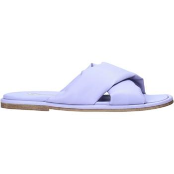 Scarpe Donna Ciabatte Grace Shoes 372002 Viola
