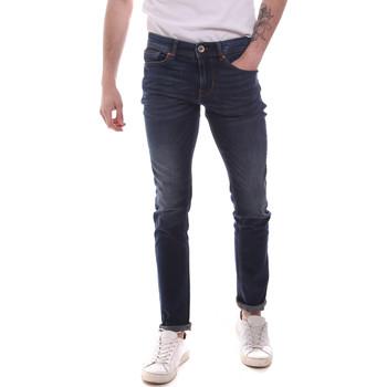 Abbigliamento Uomo Jeans slim Gaudi 111GU26005L32 Blu