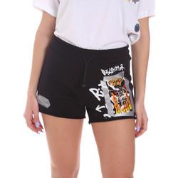 Abbigliamento Donna Shorts / Bermuda Disclaimer 21EDS50650 Nero