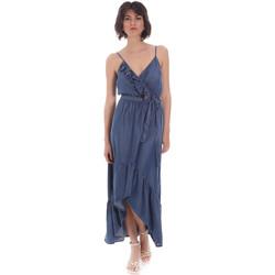 Abbigliamento Donna Abiti lunghi Gaudi 111BD16003 Blu