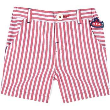 Abbigliamento Unisex bambino Shorts / Bermuda Chicco 09052936000000 Rosso