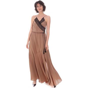 Abbigliamento Donna Abiti lunghi Cristinaeffe 0704 2498 Beige